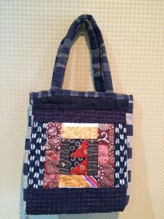 Mid size bag No.07 - Front side.
