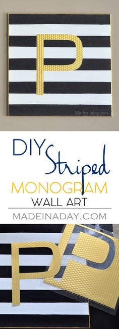 & DIY Signs u0026 Wall Art | Gold walls Black gold and Diy signs
