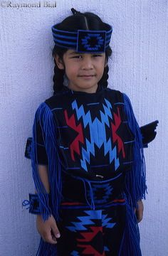 Comanche boy