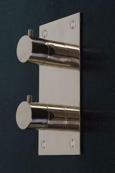 Kara Nickel Shower Valve | Nickel Shower Controls | Livinghouse