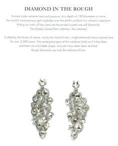 Rough Diamonds, Natural Diamonds & Unique Luxury Jewelry