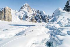 Sheldon Chalet, Alaska • Leo Trippi