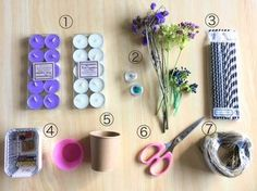 Tutoriales Bricolage, manualidades e ideas Diy Gift Box, Diy Gifts, Christmas Decorations To Make, Christmas Crafts, Diy And Crafts, Crafts For Kids, Wax Tablet, Tea Candles, Scented Wax