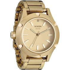 Reloj NIXON THE CAMDEN ALL GOLD
