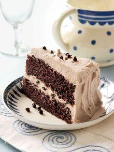 Gianna's Chocolate Whipped Cream Cake