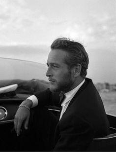 Paul Newman by Richard Avedon, 1958.