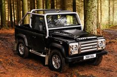 Looking to customize your Land Rover? We carry a wide variety of Land Rover accessories including dash kits, window tint, light tint, wraps and more. Landrover Defender, New Defender, My Dream Car, Dream Cars, Old Ford Bronco, International Scout, Land Rovers, Four Wheel Drive, Diesel Engine