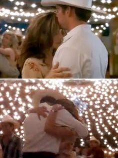 """Hope Floats <3 My favorite scene from a movie ever...and garth brooks """"to make you feel my love"""" playing in the background....puts it over the top!!!"""
