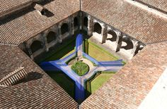 Atelier YokYok Designs an Enchanting String Installation in Cahors