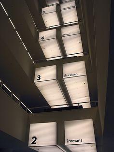 Public Library Amsterdam Floors — Mieke Tacken