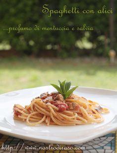 Spaghetti con le alici