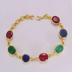 Gemstone Jewelry, Gold Jewelry, Jewelery, Unique Jewelry, Handmade Bracelets, Link Bracelets, Beaded Bracelets, Gold Plated Bracelets, Gold Bangles