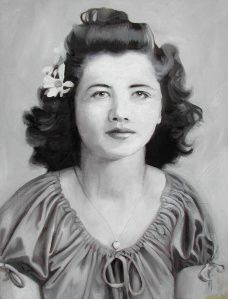 My Grandmother When She Was Young