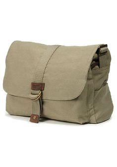 Trooper Messenger Bag