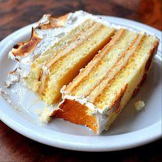 Tres Leche Cake @ Tartine Bakery