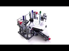 Circle Pattern Draw3r : LEGO MINDSTORMS - YouTube