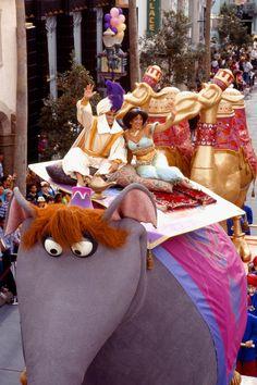 vintage disney   Vintage Walt Disney World: Make Way For Prince Ali at Disney's ...