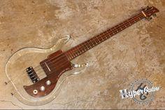 Dan Armstrong · Ampeg '70 Lucite Bass