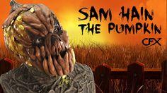CFX Sam Hain the Pumpkin Mask Try On Demo