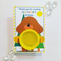 This item is unavailable Play Doh, Craft Items, Tubs, Party Printables, Party Hats, 2nd Birthday, Printed, Create, Mini