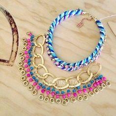 Ostinatta - Collar Flores en internet