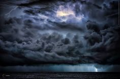 Storm clouds - Western Australia