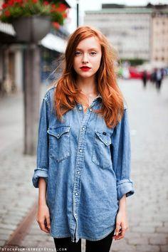 9 Inspiring Redheads Effortless Red Hair Inspiration Bright Matte Red Lipstick Via Stockholm Street Style photo 9-Inspiring-Redheads-Effortless-Red-Hair-Inspiration-Bright-Matte-Red-Lipstick-Via-Stockholm-Street-Style.jpg
