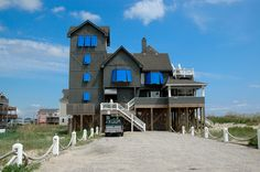 Road to Rodanthe Movie | Show Us The World: The Nights in Rodanthe House~Serendipity