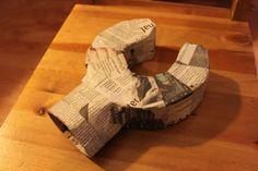 DIY lego man costume for Noah 2014 More