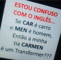 Reflexões sobre a Tia Carmen...