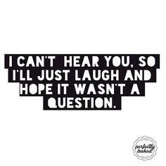 Hehehehe wait what? 😂 #nothingpersonal #blamethekids #sundayfunnies #perfectlybaked
