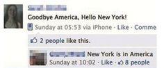 Funny Facebook Status Updates – 37 Pics