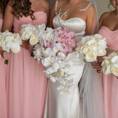 Stunning bouquets by Allure Floral Design, a Bloomerent florist based in New Jersey.
