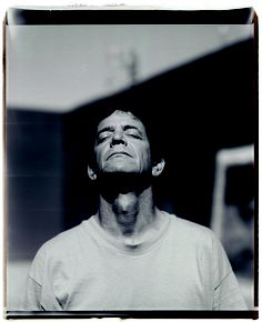 Lou Reed March 2, 1942 – October 27, 2013 http://www.loureed.com/inmemoriam/ Polaroid by Julian Schnabel