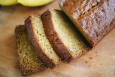 Last week I decided to treat my husband to a special breakfast loaf, instead of my usual low-sguar, low-fat, gluten-free loaf. He loves bana. Homemade Banana Bread, Gluten Free Banana Bread, Best Banana Bread, Banana Bread Recipes, Gluten Free Brands, Best Gluten Free Recipes, Gluten Free Sweets, Gf Recipes, Recipies