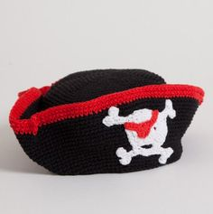 Newborn Pirate Hat