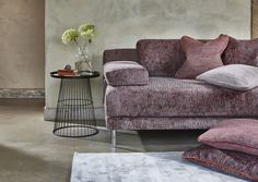 Prestigious Textiles have been designing beautiful interior fabrics and wallpapers for over 30 years. Choose from the UK's widest range of upholstery, cushion and curtain fabrics. Prestigious Textiles, Stunning Wallpapers, Fabric Suppliers, Chenille, Curtain Fabric, Deep Purple, Blinds, Couch, Throw Pillows
