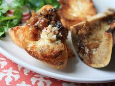 Roasted Bone Marrow with Shallot and Currant Confit | Serious Eats ...