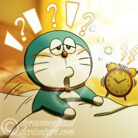 Fanart Doraemon : Rain days by doraemonbasil on DeviantArt Doremon Cartoon, Doraemon Wallpapers, Rain Days, Illustrations And Posters, Spongebob, Naruto, Panda, Kawaii, Fan Art