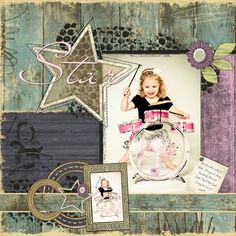 Rugged Star - by Jennifer Gibson