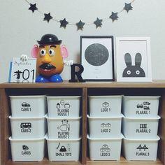 おもちゃのおかたづけ。「見せる収納」と「隠す収納」の使い分けでスッキリ♪ - Yahoo! BEAUTY