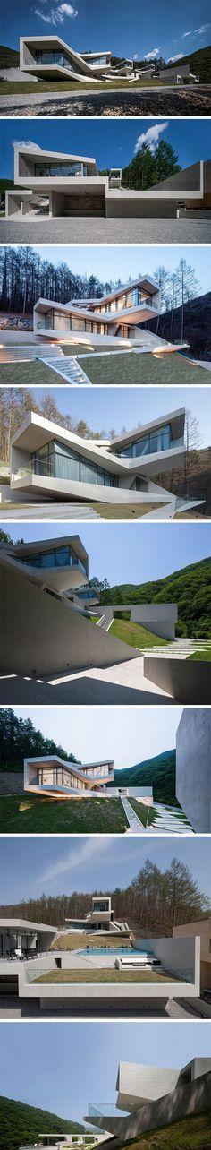 Modern architecture breaks the traditional boundaries. // Moderne Architektur durchbricht die klassischen Grenzen. #enjoysiemens