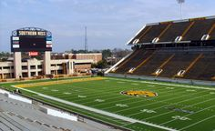 M.M. Roberts Stadium @ The University of Southern Mississippi