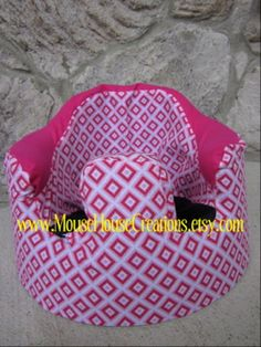 Free Bumbo cover pattern and tutorial