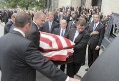 baltimore sun photos baltimore colts Art Donovan Funeral