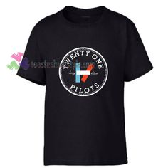 Twenty One Pilots Stay Alive T-Shirt gift shirt Tees Adult Unisex gift clothing Size S-3XL