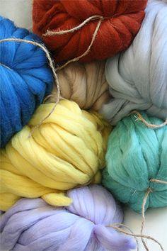 Manoush Pudgy Pure Merino Wool Bumps