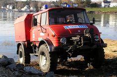 For Sale: 1981 Mercedes Unimog Unimog 416 Doka