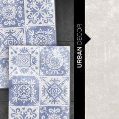 The urban tile range strikes a balance between form and function, blending the demands of contemporary design with the demands of everyday life. Johnson Tiles, Blue Tiles, House Projects, Wall Tiles, Contemporary Design, Urban, Touch, Space, Architecture