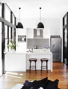 Kleine, Moderne Küchen Design Ideen | Küche | Pinterest | Modern Kitchen  Designs, Kitchen Design And Small Modern Kitchens
